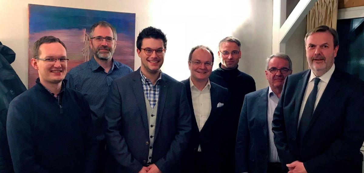Bild: MIT Viersen mit neuem Vorstand