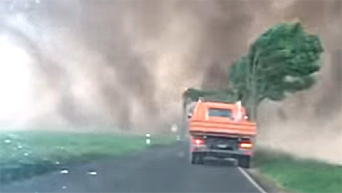 Bild: Tornado in Viersen