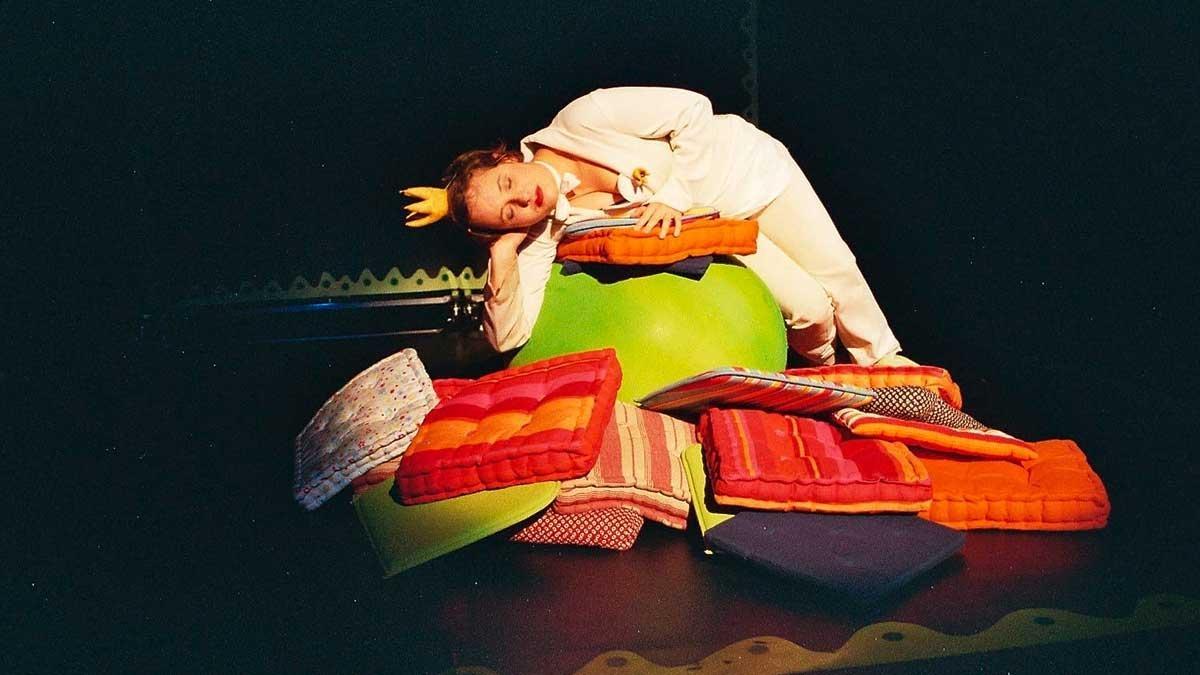 Bild: Vorverkauf: Märchenzeit beim Kulturkarussell
