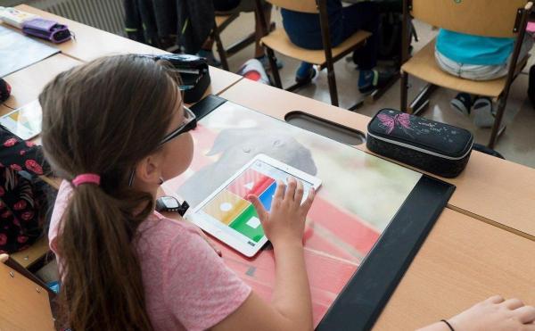 Bild: Land NRW bewilligt 1,5 Millionen Euro aus dem Digitalpakt Schule