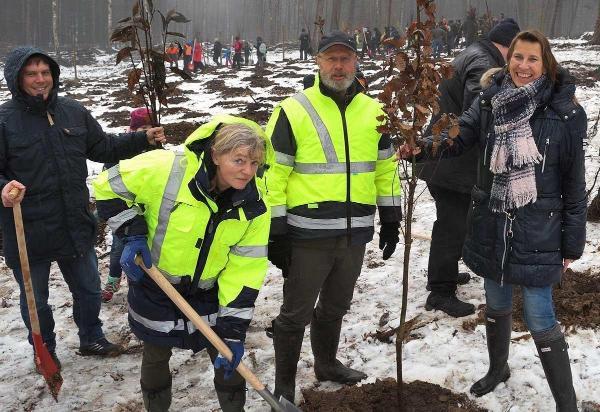 Bild: Baumpflanzaktionen Süchteln und Hoher Busch Ende April sind abgesagt