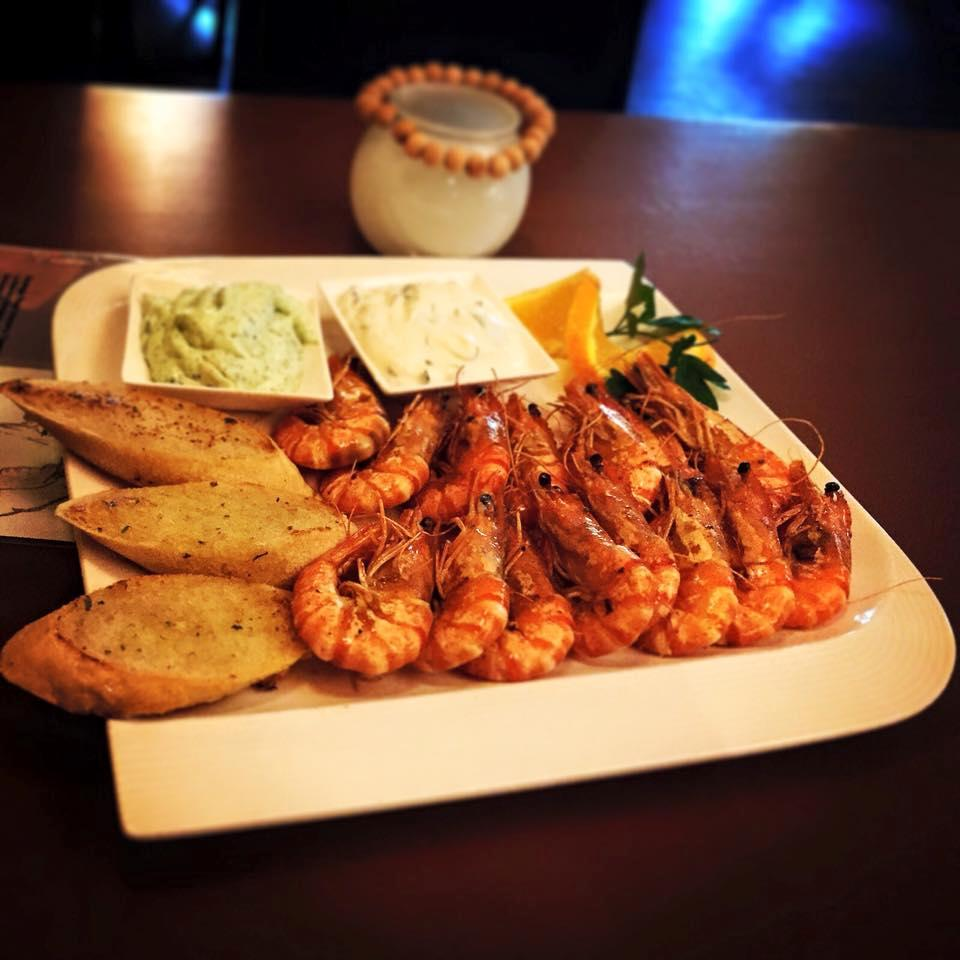 Gambas all you can eat