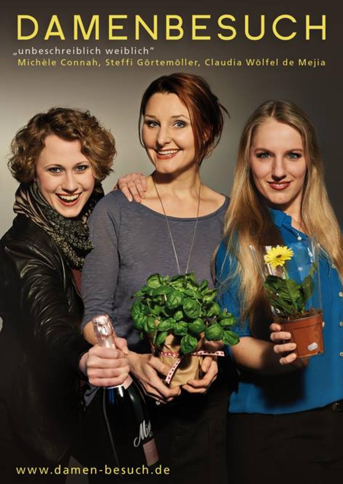 """Veranstaltungsbild zu Viersen: Damenbesuch """"unbeschreiblich weiblich"""""""