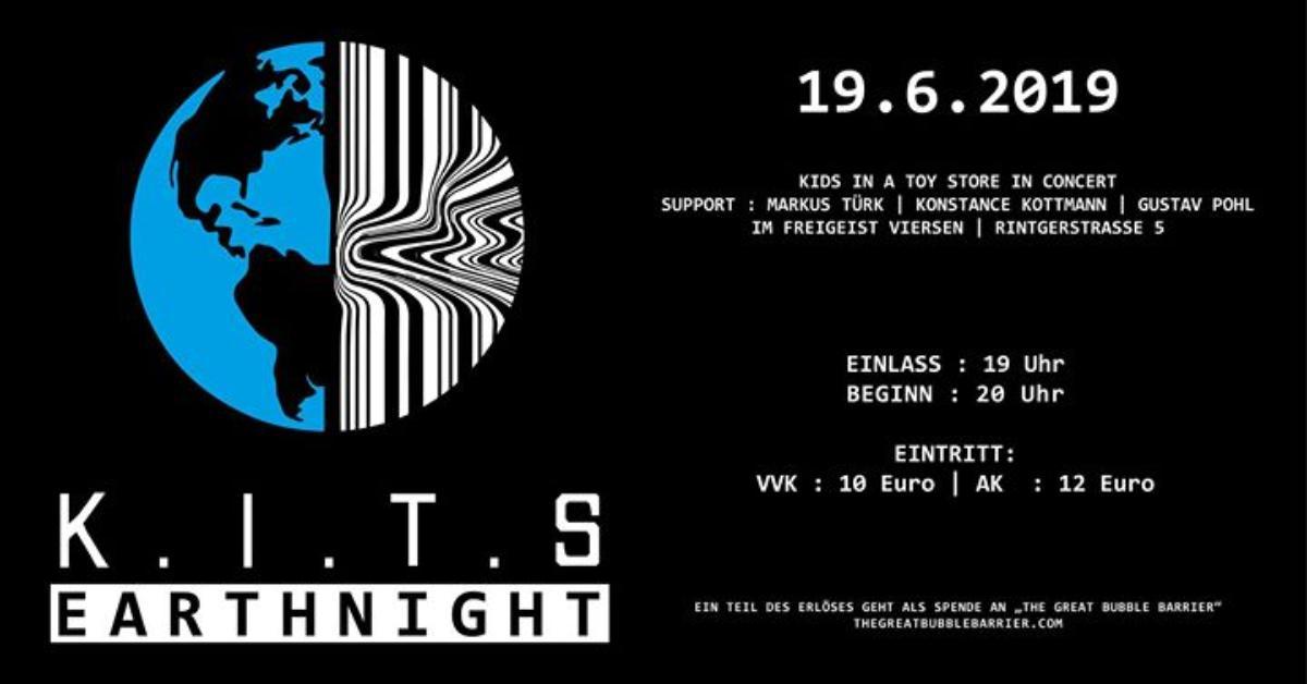 Veranstaltungsbild zu KITS Earthnight