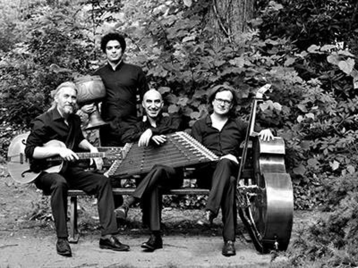 Bild Das Kioomars Musayyebi Quartett - Jazz Circle Viersen e.V.