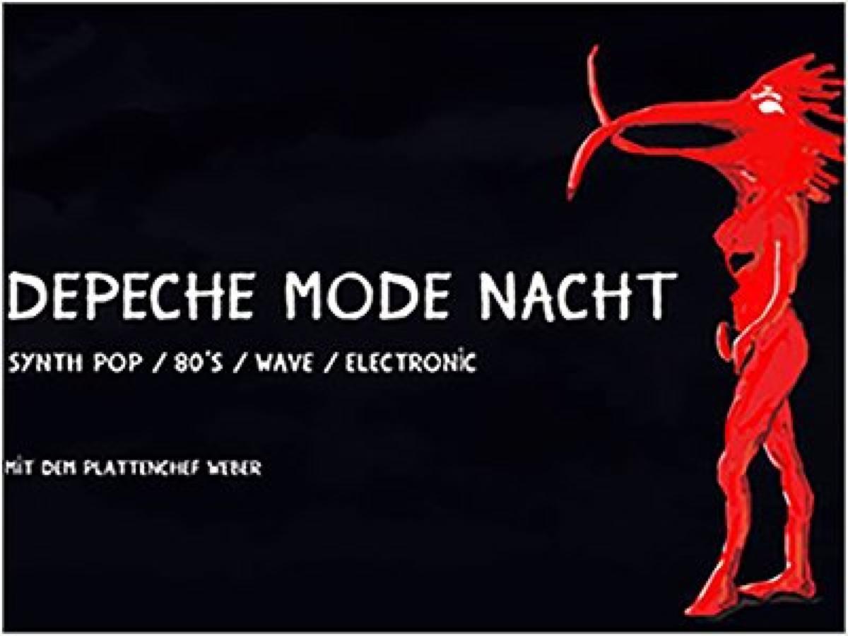 Veranstaltungsbild zu Depeche Mode Nacht