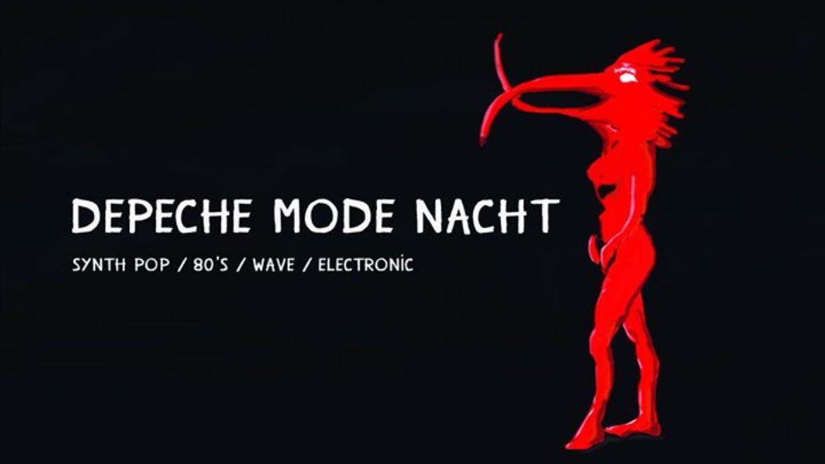 Veranstaltungsbild zu Depeche Mode Party