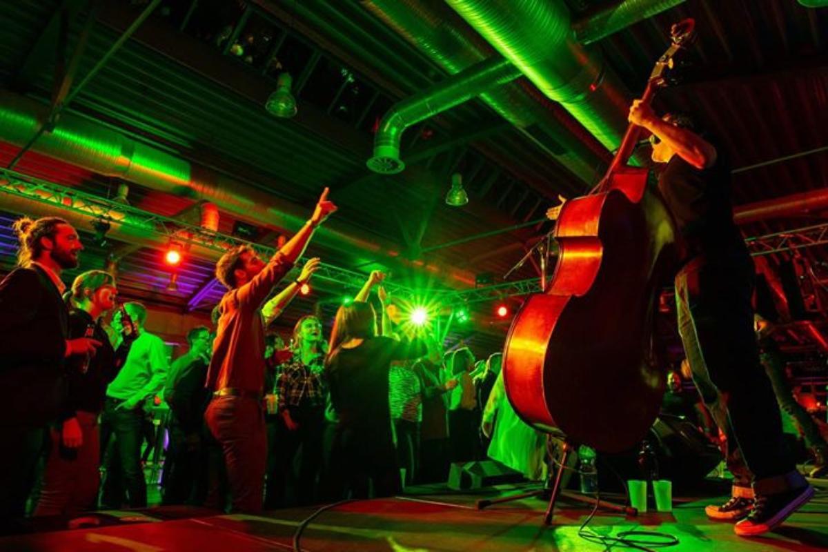 Veranstaltungsbild zu Corona Ersatztermin!! Lagerfeuer Trio + After Show Party