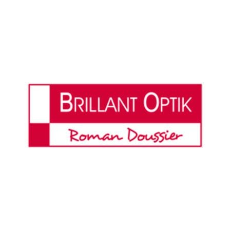 Brillant Optik Roman Doussier Logo
