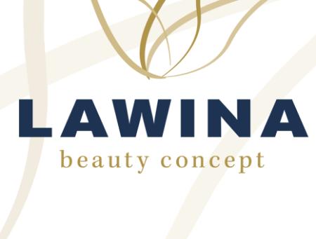 Lawina Beauty Concept Logo