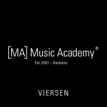 [MA] Music Academy® Logo