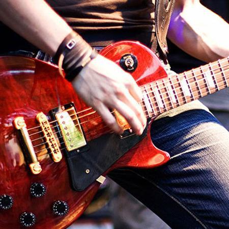 Gitarre Bild