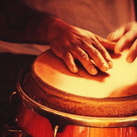 Percussion Bild