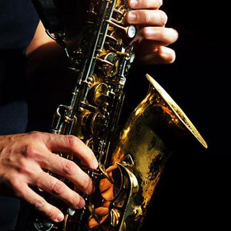Saxophon  Bild
