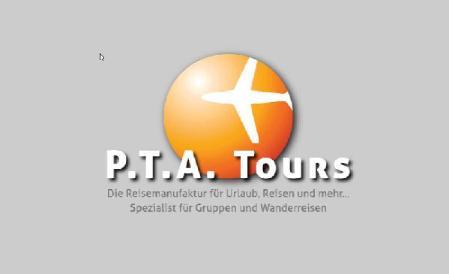 P.T.A. TOURS GmbH Logo