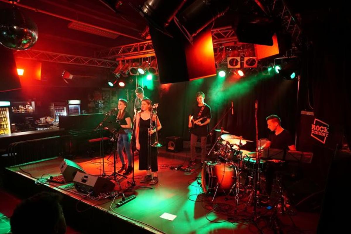 Veranstaltungsbild zu Fourfold - Funk, Jazz und Rock