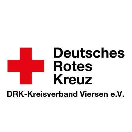 DRK-Kreisverband Viersen e.V. Logo