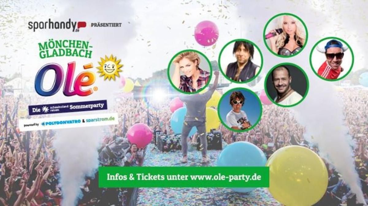 Veranstaltungsbild zu Mönchengladbach Olé 2018