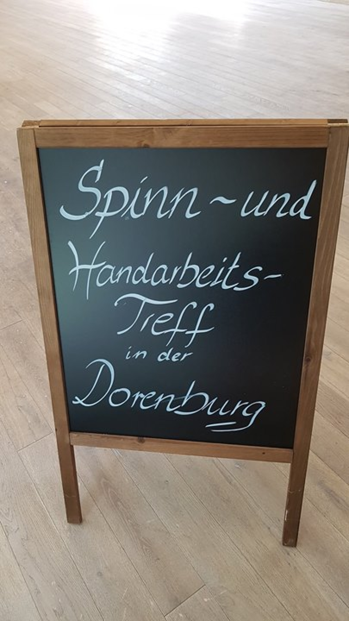 Veranstaltungsbild zu Offener Spinn- und Handarbeitstreff in der Dorenburg