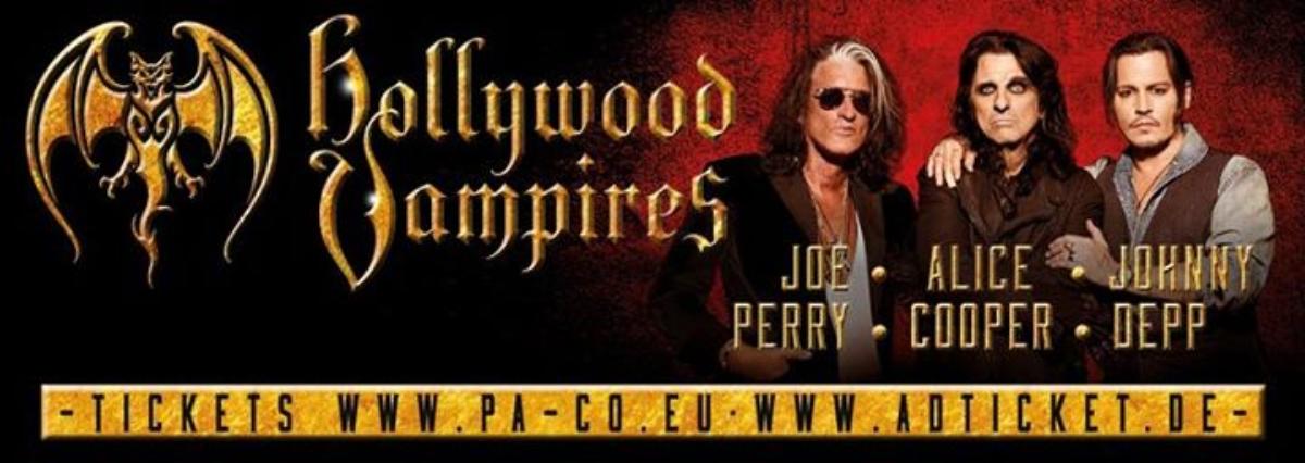 Veranstaltungsbild zu The Hollywood Vampires - Mönchengladbach