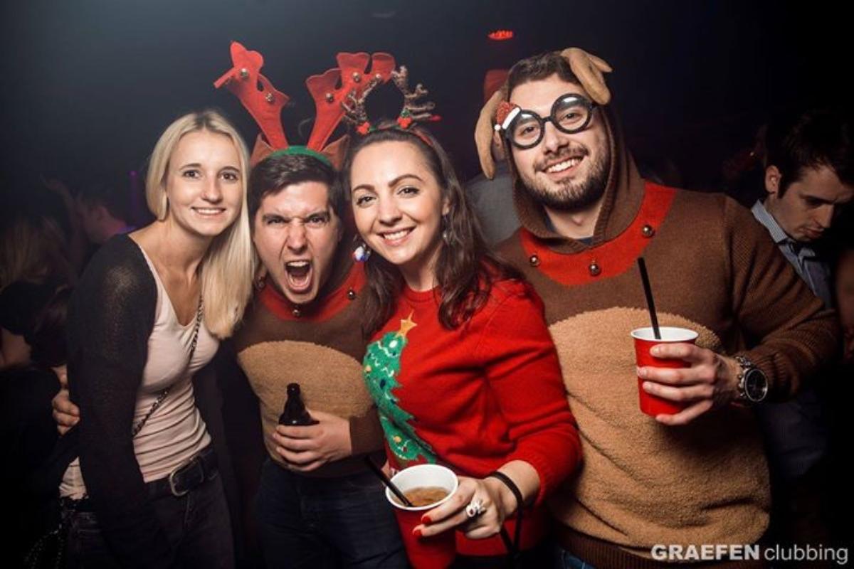 Veranstaltungsbild zu XMAS PARTY 2018 im Graefen – Tradition hat einen Namen