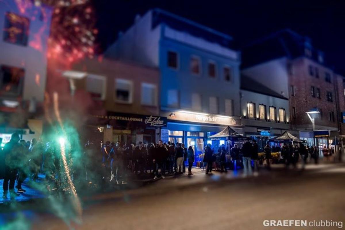 Veranstaltungsbild zu New Year Party 2019 (DINE & DANCE) at Graefen Clubbing