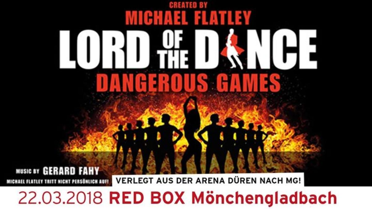 "Bild Lord of the Dance ""Dangerous Games"""