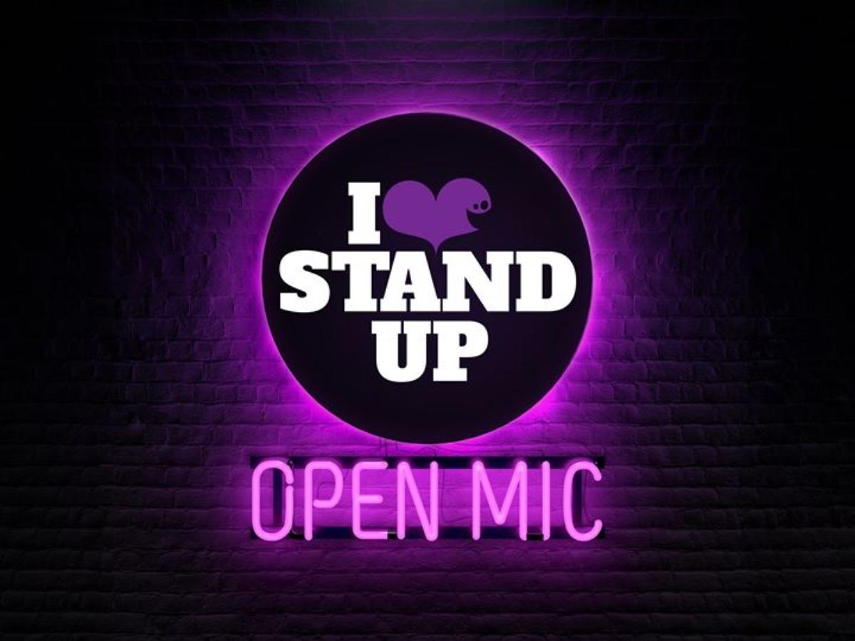 Veranstaltungsbild zu I Love Stand Up - Open Mic