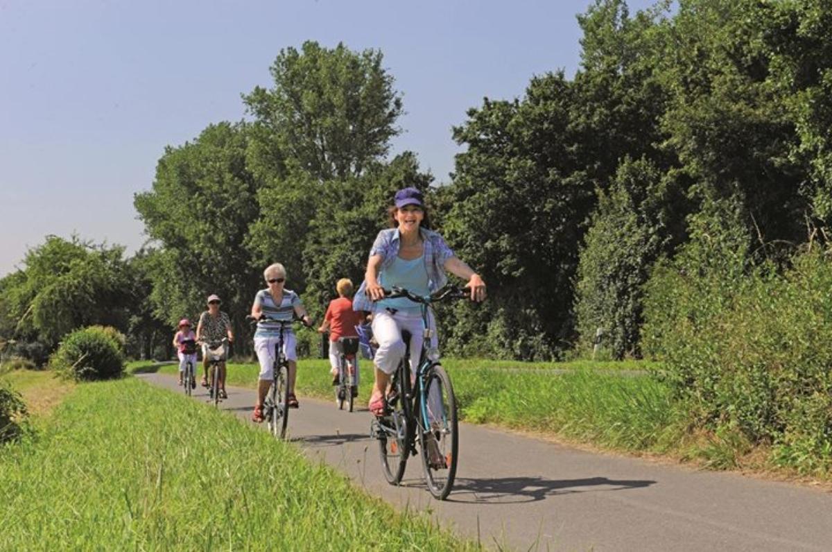 Veranstaltungsbild zu 27. Niederrheinischer Radwandertag an Rhein und Maas