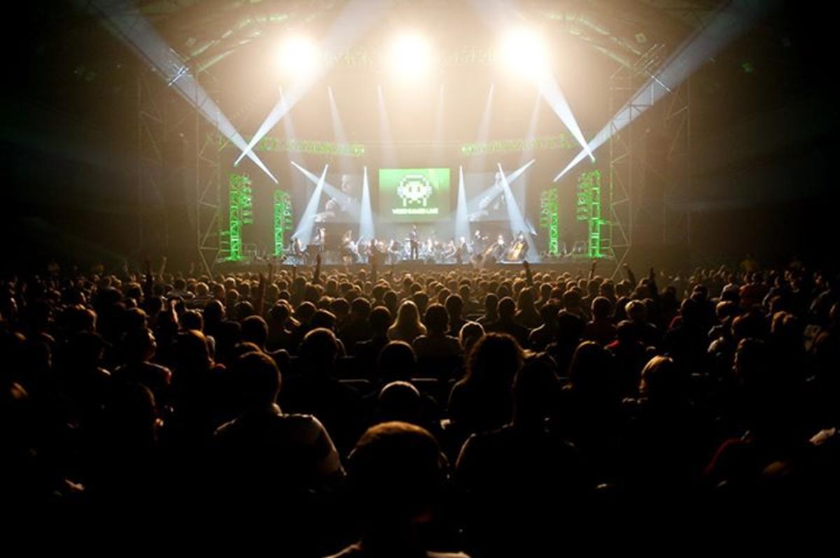 Veranstaltungsbild zu Video Games Live in Mönchengladbach, Germany!