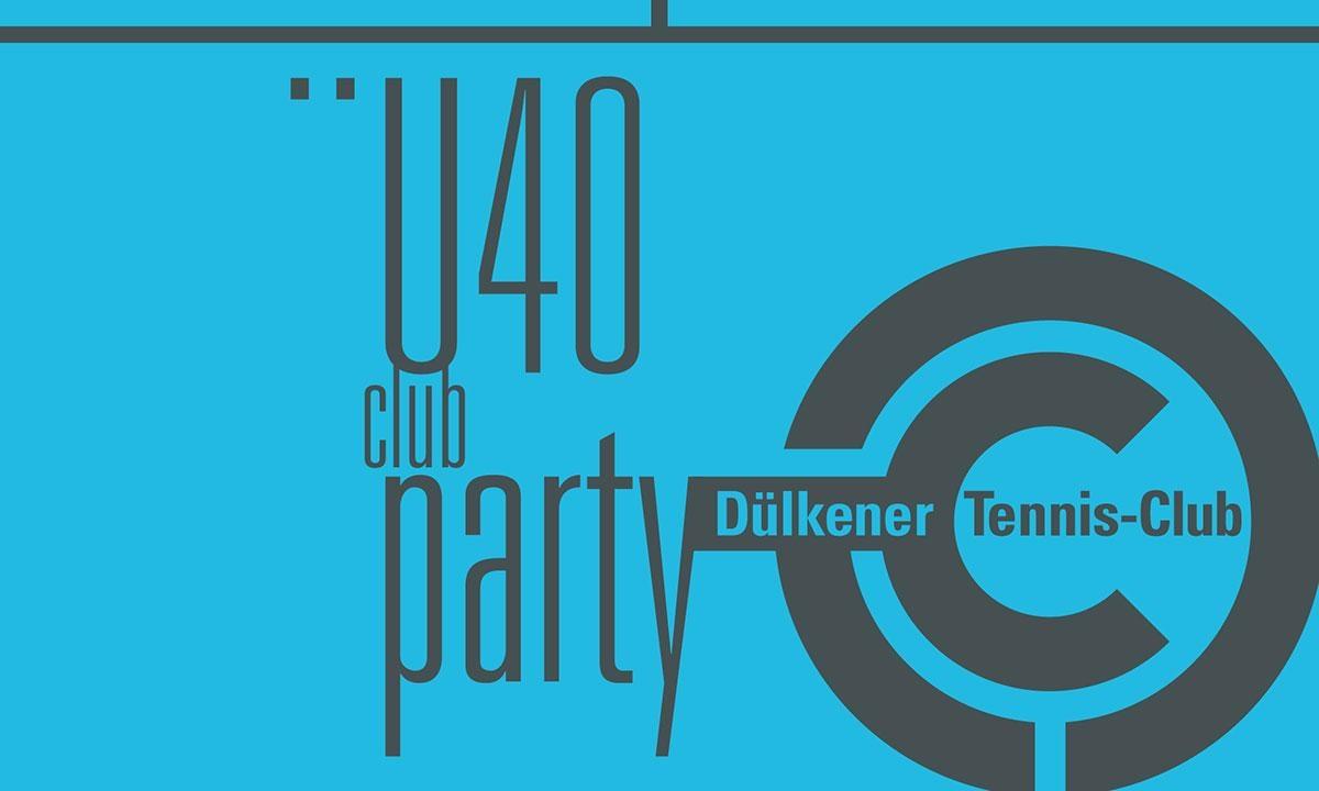 Veranstaltungsbild zu U & Ü40 Club-Party