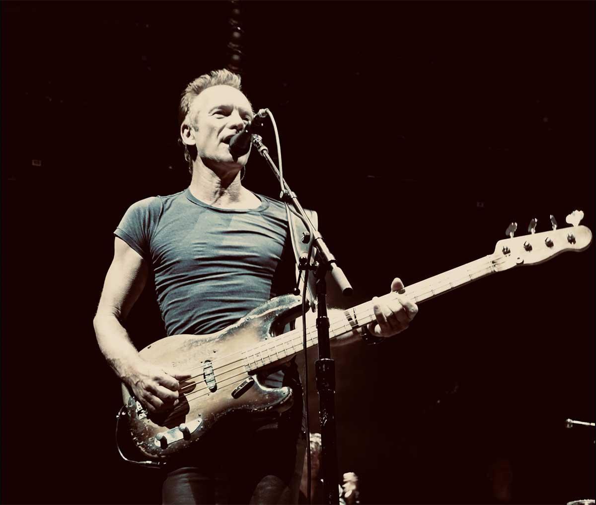 Veranstaltungsbild zu Sting mit 'My Songs' Open-Air in Mönchengladbach