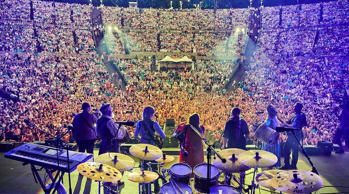 Veranstaltungsbild zu The Kelly Family Live im SparkassenPark