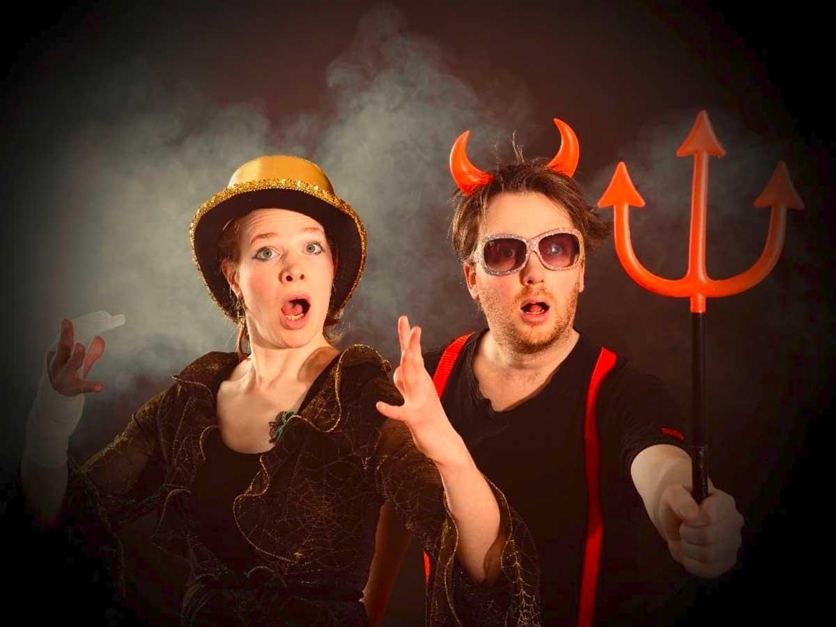 Veranstaltungsbild zu Spooky – das Gruselkonzert zum Mitrocken