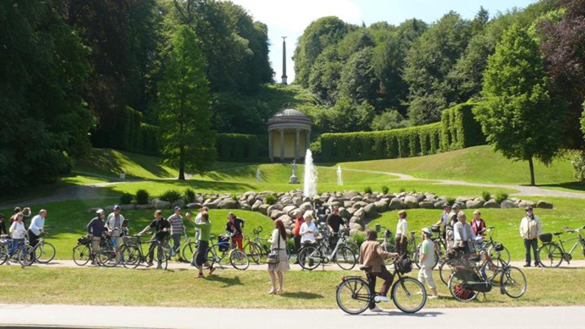 Veranstaltungsbild zu 28. Niederrheinischer Radwandertag an Rhein und Maas