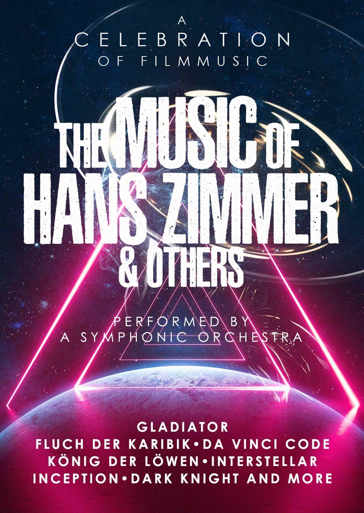 Veranstaltungsbild zu The Music of Hans Zimmer & Others
