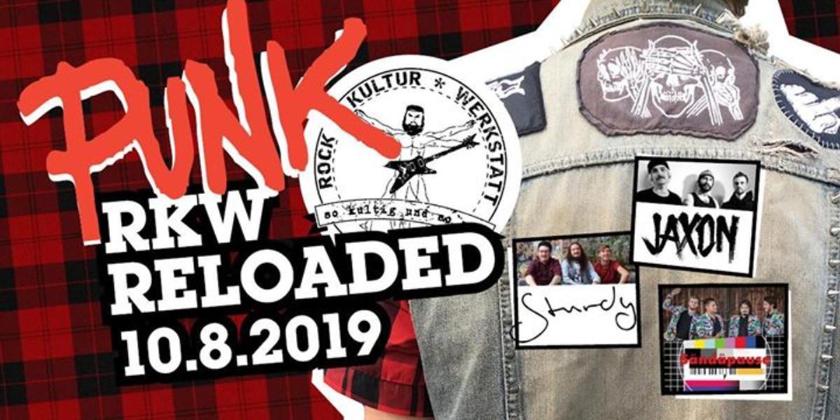 Veranstaltungsbild zu RKW Reloaded - Punk