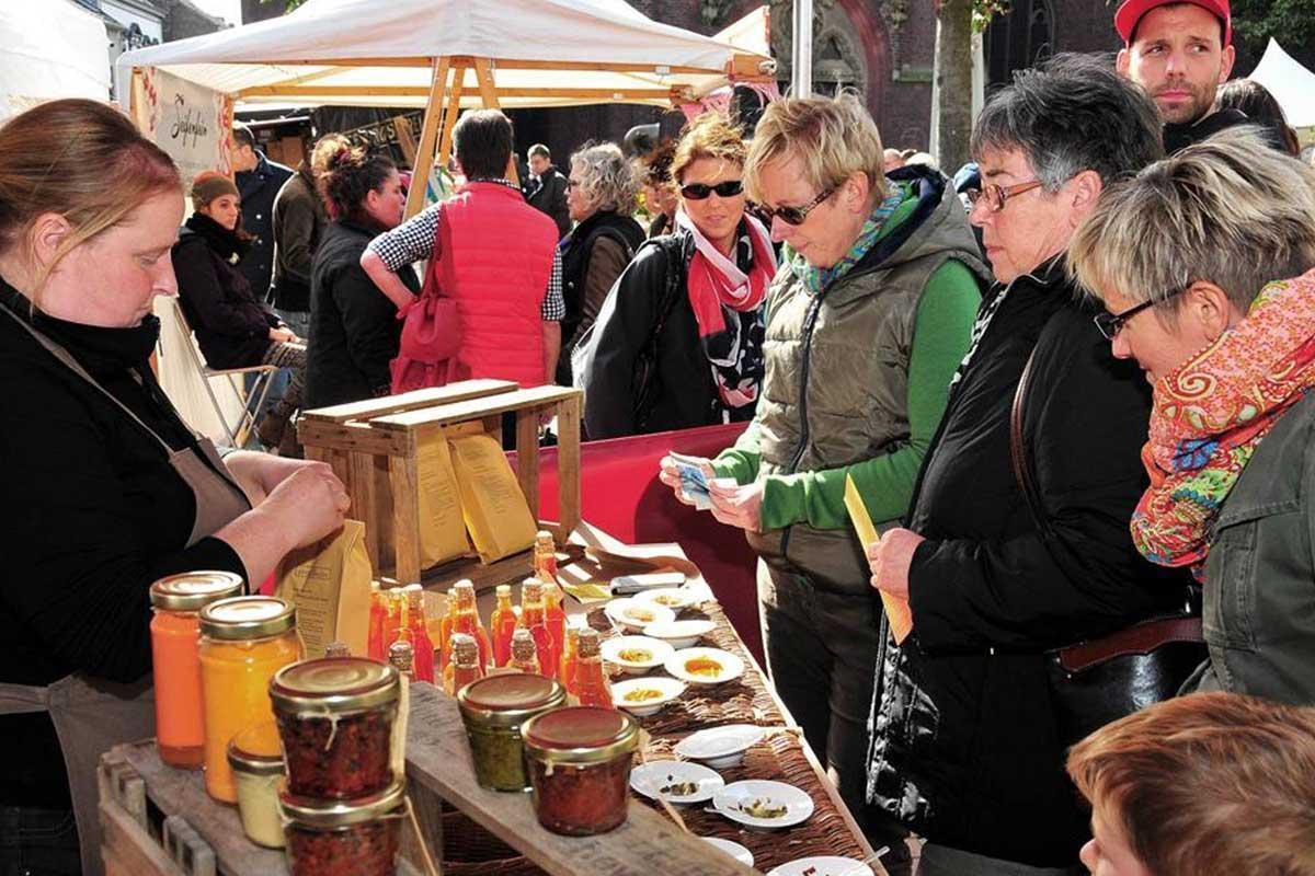 Veranstaltungsbild zu Dülkener Herbstmarkt