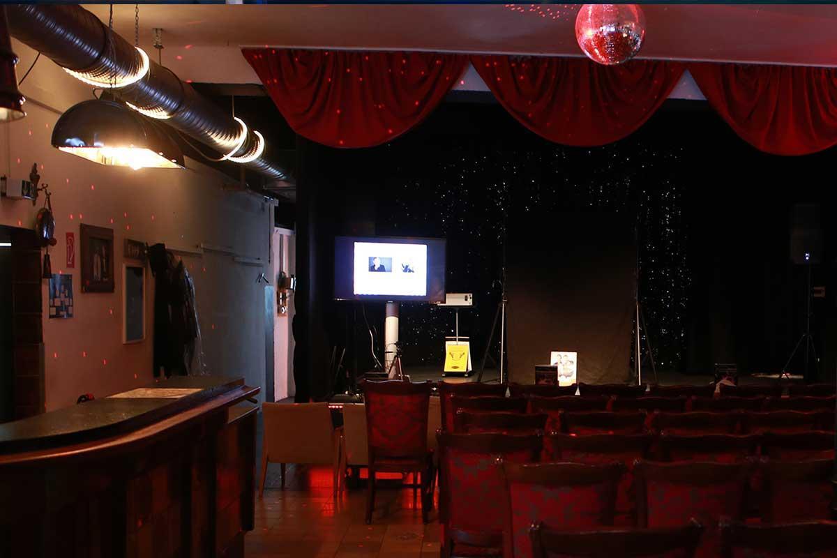 Veranstaltungsbild zu Theatervorführung: Der Widerspenstigen Zähmung?
