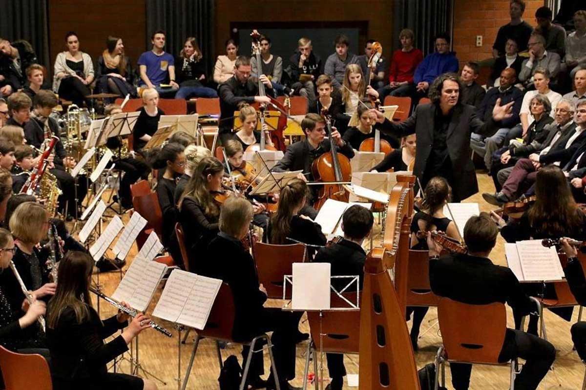 Veranstaltungsbild zu Konzert der Erasmus-Symphoniker