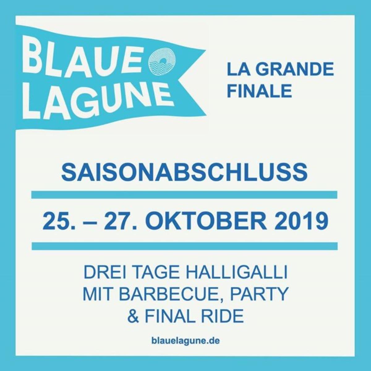 Veranstaltungsbild zu Saisonabschluss 2019 - La Grande Finale