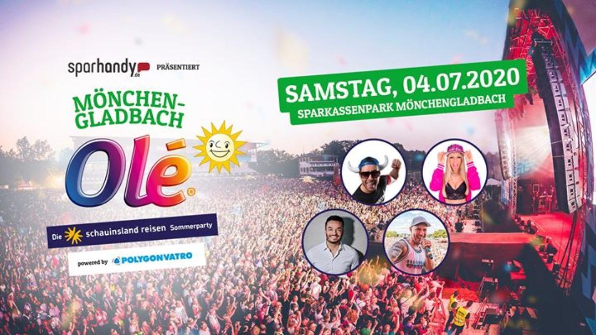 Bild Mönchengladbach Olé 2020