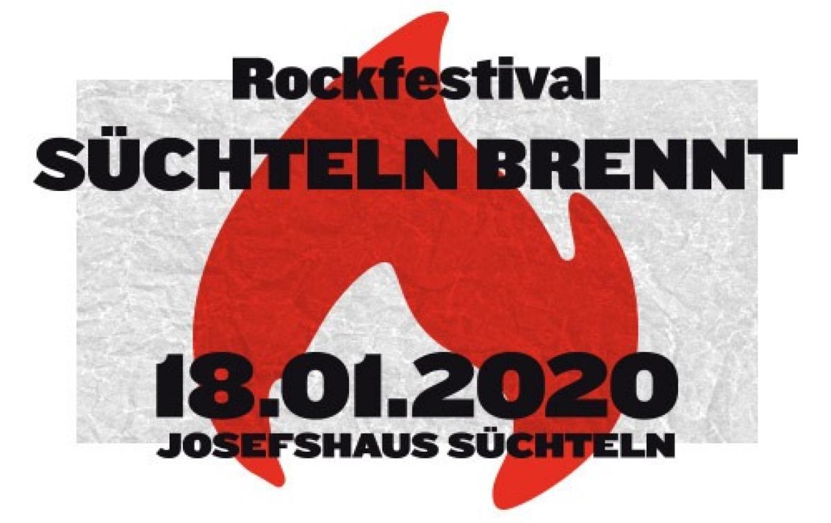 Veranstaltungsbild zu Rockfestival Süchteln Brennt 24