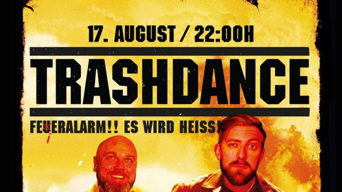 """Veranstaltungsbild zu Trashdance """"Feieralarm"""""""