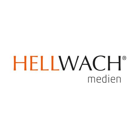 HELLWACH® Medien Logo