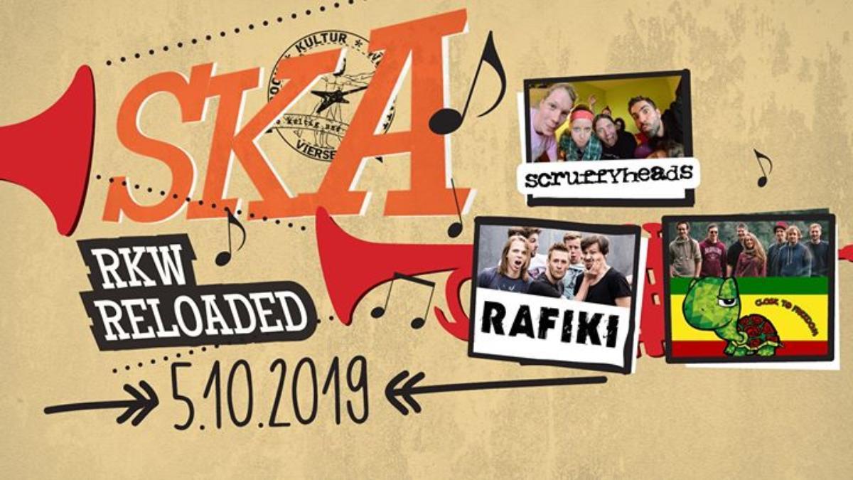 Veranstaltungsbild zu RKW Reloaded - Ska