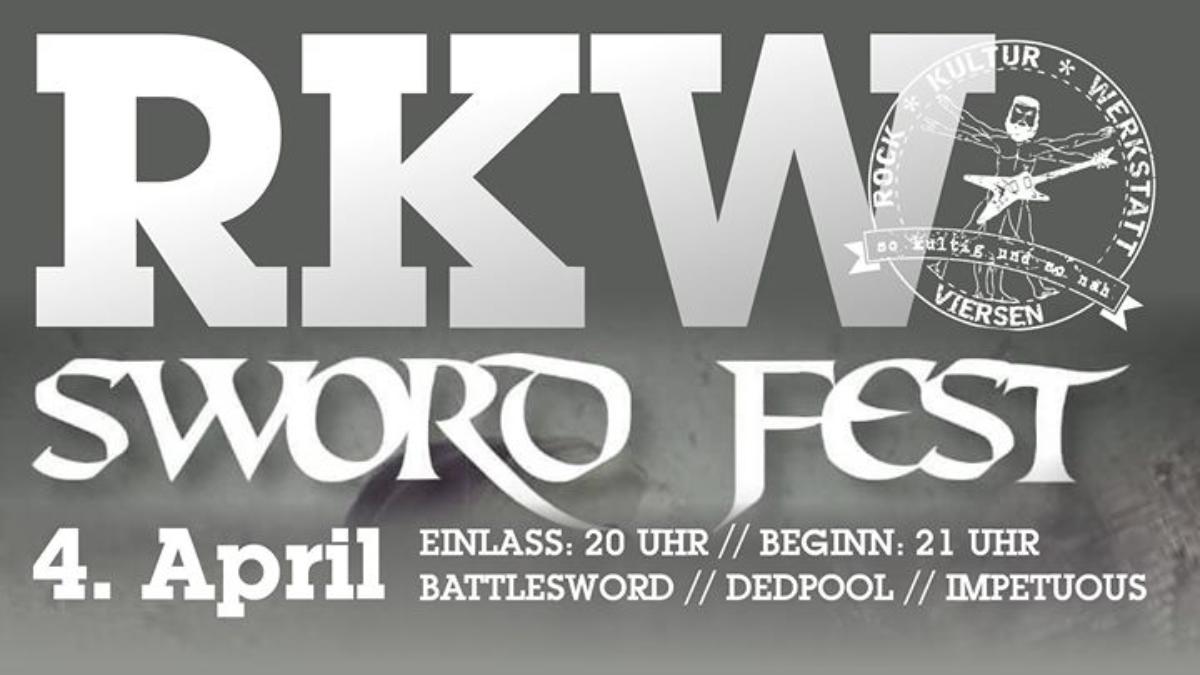 Bild Sword Fest - VERSCHOBEN!